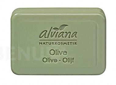 Alviana Mýdlo s rostlinným olejem oliva 100 g