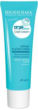 BIODERMA ABCDerm Cold Cream krém na zimu 40ml