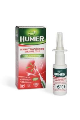 Humer Sinusitis velmi ucp.nos rýma 15ml Nosn.sprej