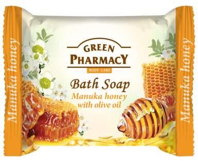 Mýdlo Manuka med s olivovým olejem 100g