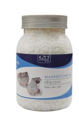 EZO Magnéziová sůl 500g PŘÍRODNÍ