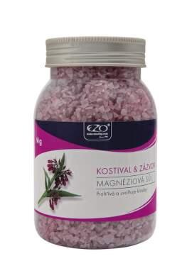 EZO Magnéziová sůl KOSTIVAL + ZÁZVOR 650g