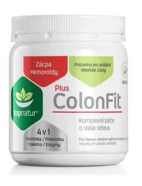 ColonFit plus - 180 kapslí TOPNATUR