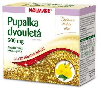 Walmark Pupalka dvouletá 500mg tbl.100+20