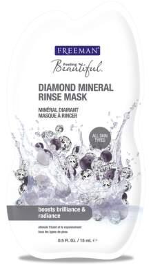 Freeman Diamantová minerální maska 15ml