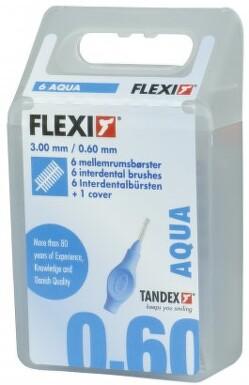 TANDEX mezi.kart. Flexi 0.6 mm mod. 6 ks TA819074