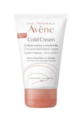 AVENE Cold Cream Koncentrovaný krém na ruce 50ml