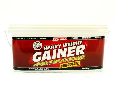 Maximum Heavy Weight Gainer 1000g čokoláda