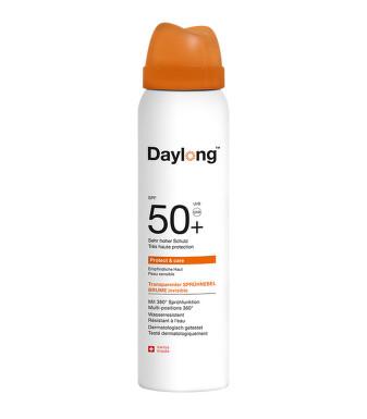 Daylong Protect & Care transp.aerosol SPF50+ 155ml