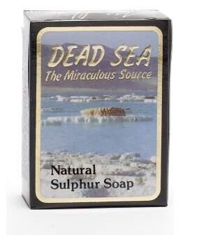MALKI Mýdlo síra z mrtvého moře 90g