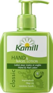 Kamill Classic lotion na ruce a nehty 125ml pumpa