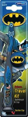 Batman zubní kartáček + krytka