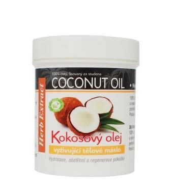 Bio kokosový olej 100% 125ml