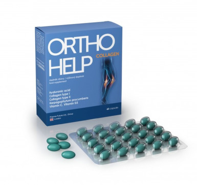 Ortho Help collagen cps.60