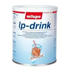 Milupa lp-drink s čokoládovou příchutí 375g