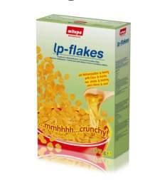 MILUPA Lp-flakes 375g