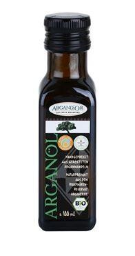 Arganový olej z praž.mandlí ručně lisovaný 100ml