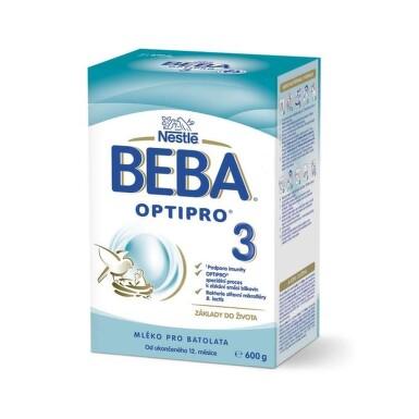 NESTLÉ Beba 3 PRO/OPTIPRO 600g