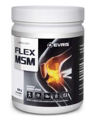 Evris Flex MSM 650g