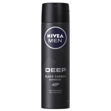 Nivea Men Sprej antiperspirant DEEP 150ml č. 80027