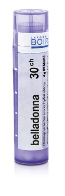 BELLADONNA 30CH granule 4G