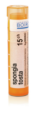 SPONGIA TOSTA 15CH granule 4G