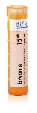 BRYONIA 15CH granule 1X4G