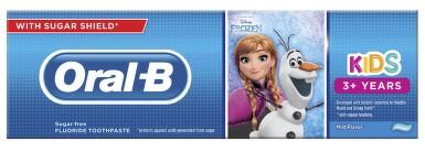 Oral-B zubní pasta dětská Frozen/Cars 75ml