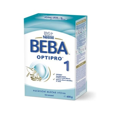 NESTLÉ Beba 1 OPTIPRO 600g new