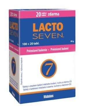 Lactoseven 100+20 tablet