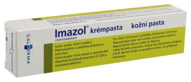 IMAZOL KRÉMPASTA kožní podání pasta 1X30GM