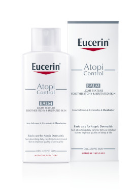 EUCERIN AtopiControl lehká tělová emulze 250ml