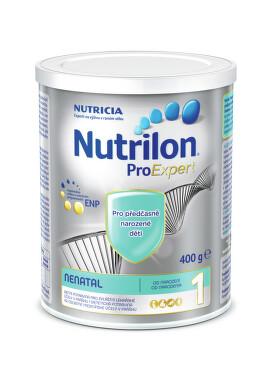 NUTRILON 1 NENATAL perorální SOL 1X400G