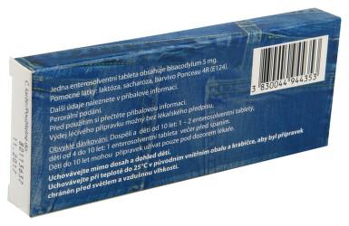 FENOLAX perorální enterosolventní tableta 30X5MG