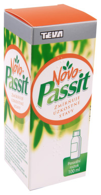NOVO-PASSIT perorální roztok 1X100ML