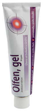 OLFEN kožní podání gely 1X50GM