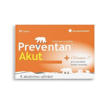Preventan Akut tbl.30