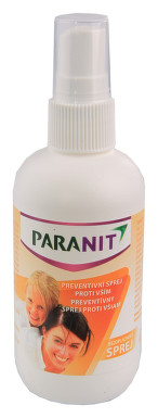 Paranit preventivní sprej proti vším 100ml