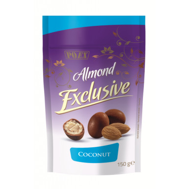 POEX Almond Exclusive Mandle Coconut 150g