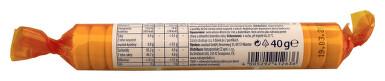 Intact rolička hroznový cukr s vit.C - meruňka 40g