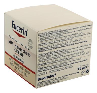 EUCERIN ph5 Hydratační krém obl.+ tělo 75ml 63022
