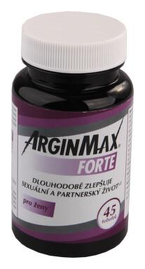 ArginMax Forte pro ženy tob.45