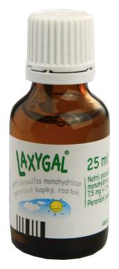 LAXYGAL perorální kapky, roztok 1X25ML