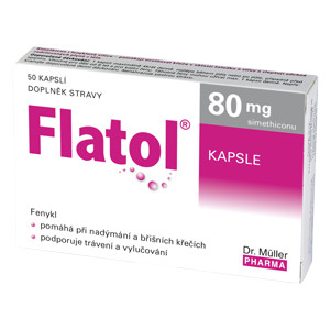 Flatol 80mg cps.50 (Dr.Müller)
