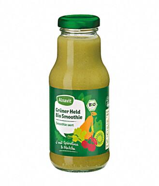 Alnavit Bio Ovoc zelenin.Smoothie se spirul. 250ml
