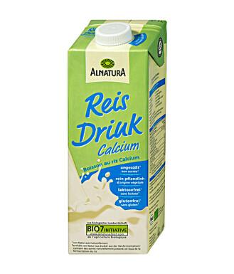 Alnatura Rýžový nápoj s vápníkem 1l