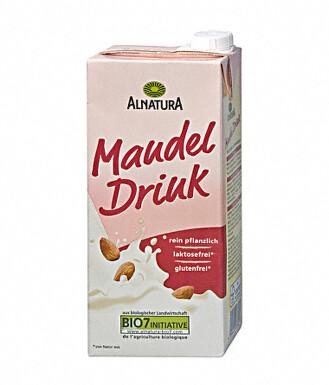 Alnatura Mandlový nápoj 1l