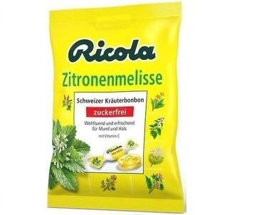 RICOLA Zitronenmelisse 75g - meduňka