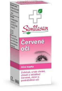 Similasan Červené oči 10 ml