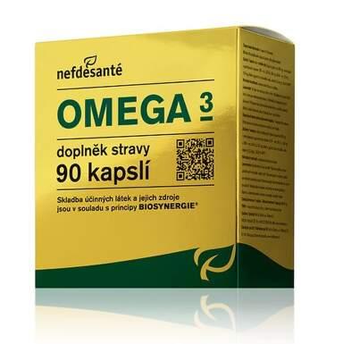 Nefdesanté Omega 3 cps.90